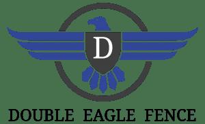 double eagle fence logo