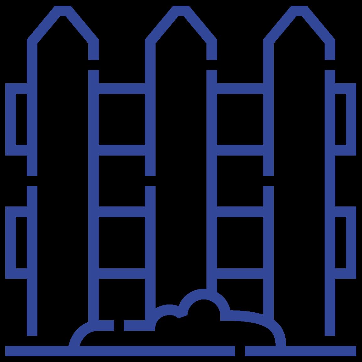fence installation icon