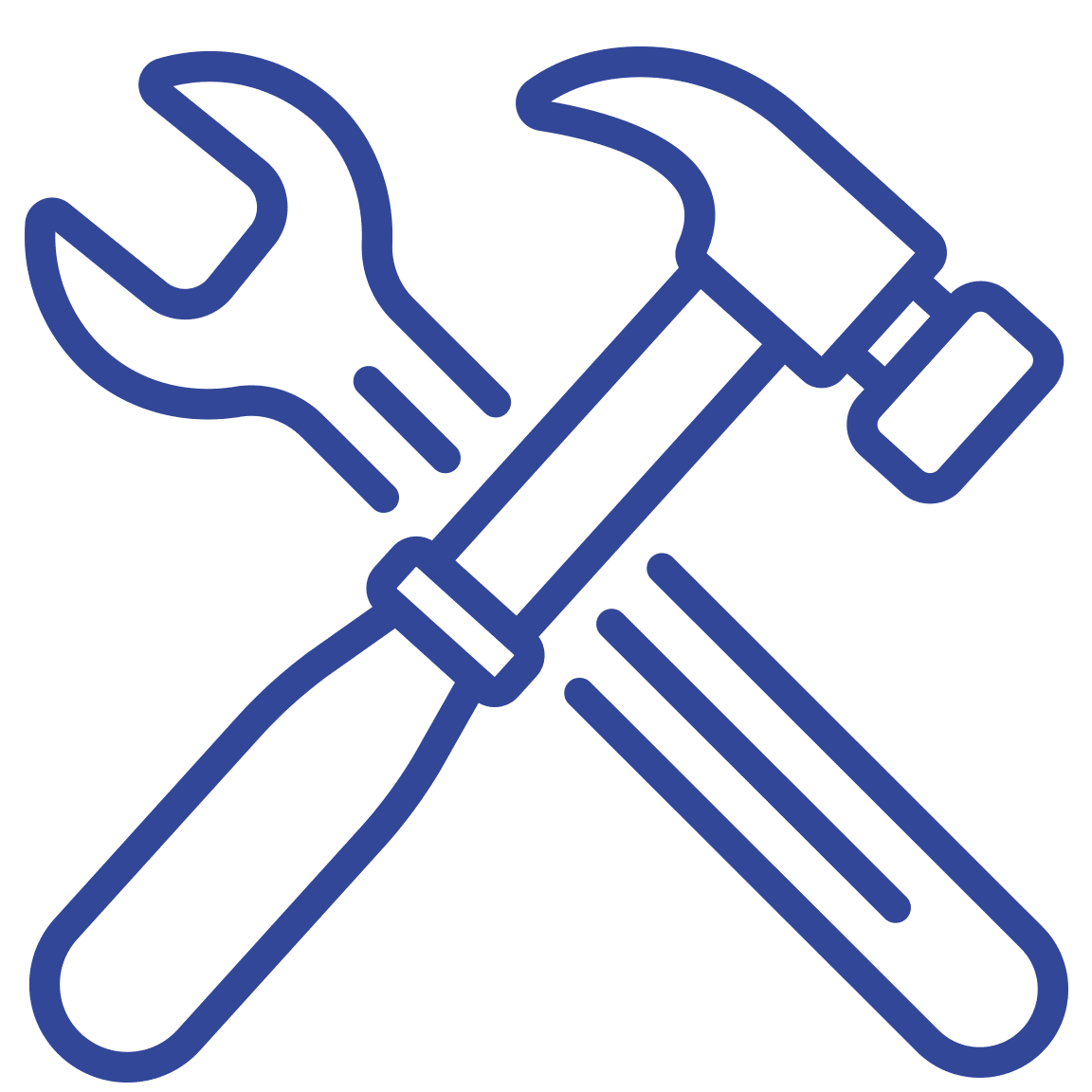 Fence replacement & repair icon